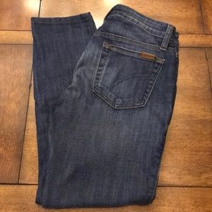 Joes jeans ankle skinny size 26x25